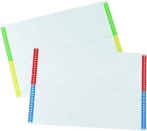 Cartoncini per cartelle sospese Cassetto